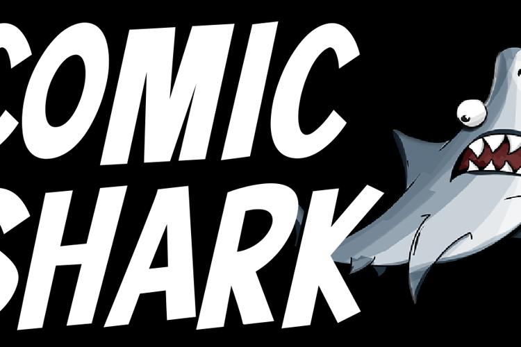 Comic Shark Font