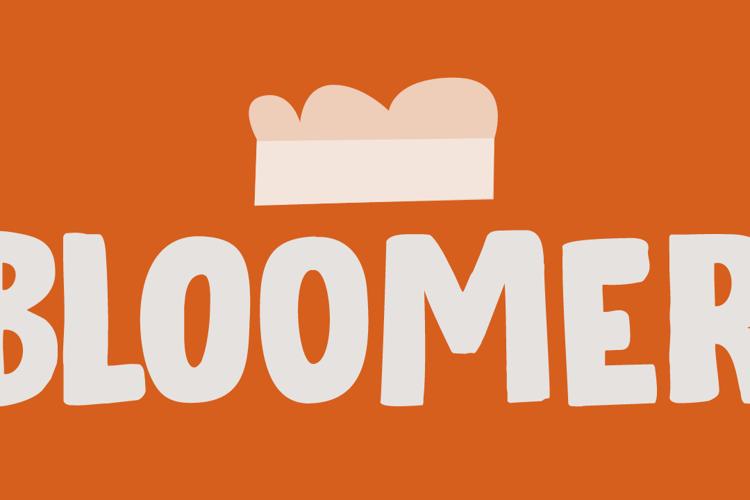 Bloomer DEMO Font
