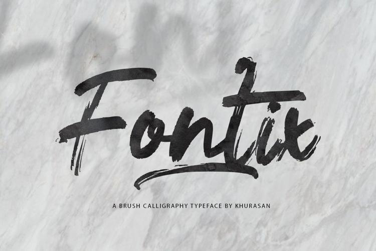 Fontix Font