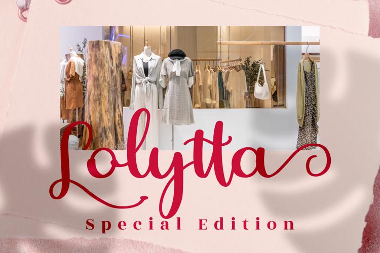 Lolytta Renda Font