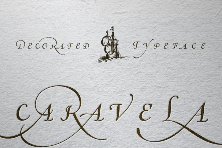 Caravela Font