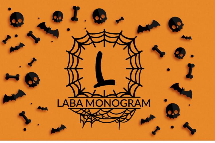 Laba Monogram Font