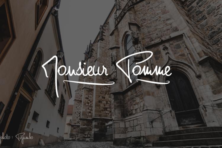 Monsieur Pomme Font