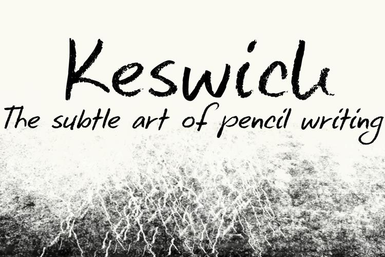DK Keswick Font