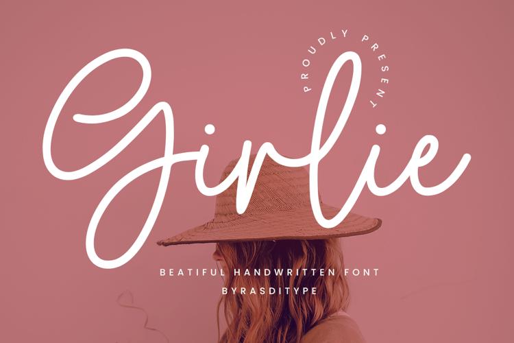 Girlie Font