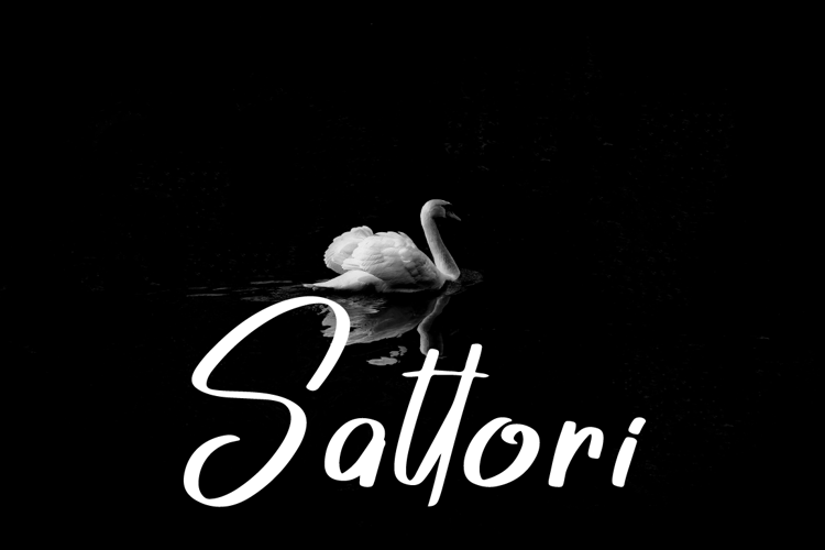 Sattori Font