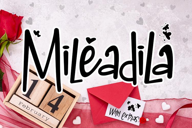 Mileadila Font