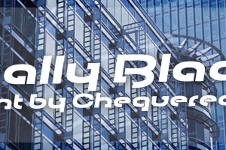 Rally Blade Font