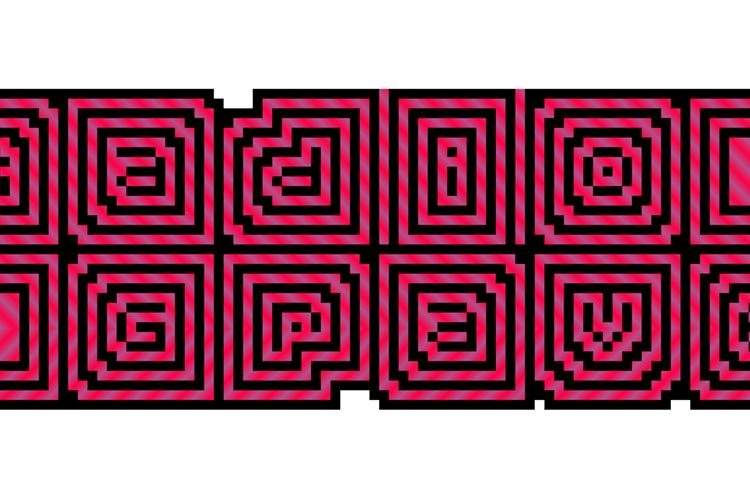 Radio Grave Font