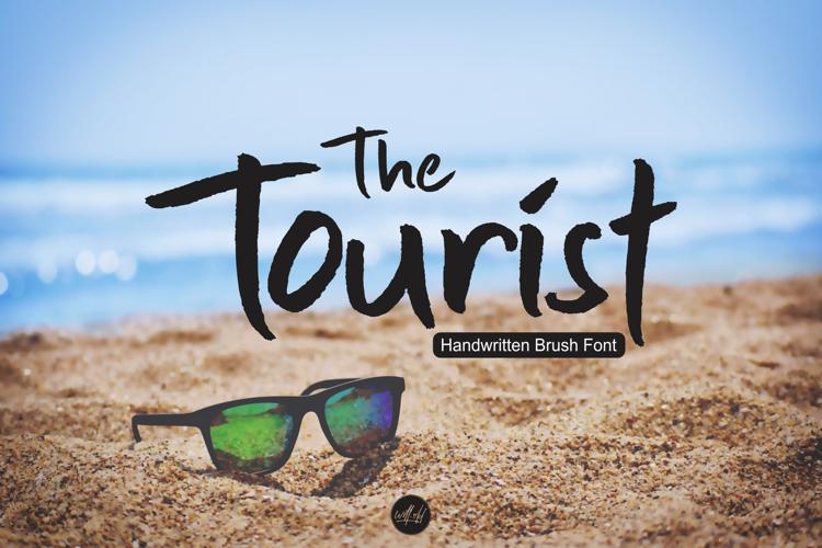 The Tourist Font
