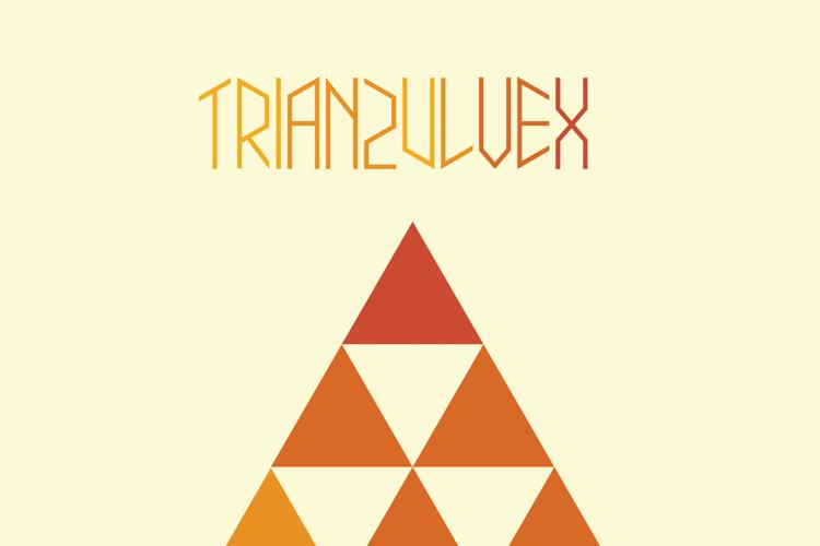 trianzulvex Font
