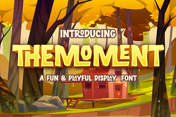 themoment Font