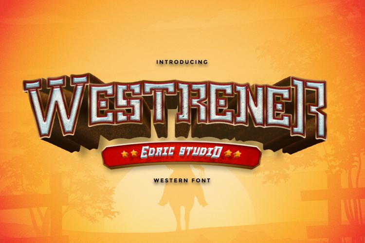 Westrener Font