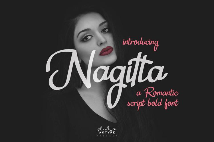 Nagitta Font