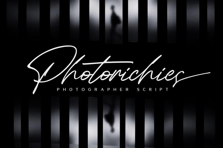 Photorichies Font