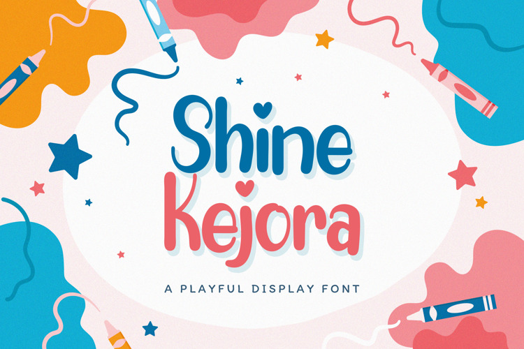 Shine Kejora Font