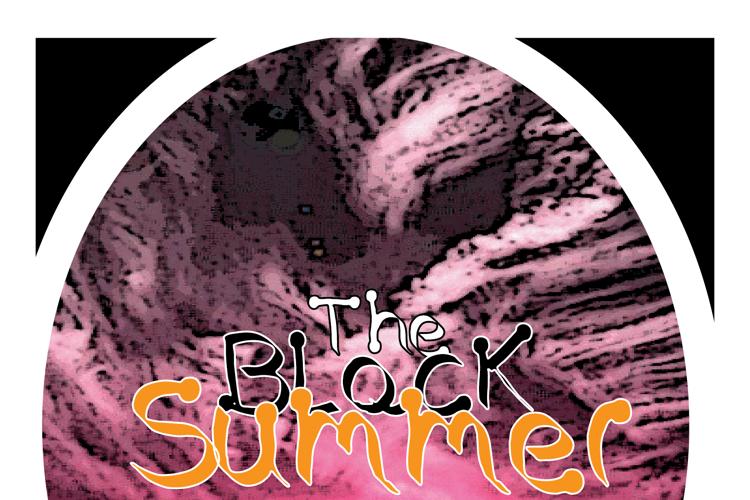 The Black Summer Font