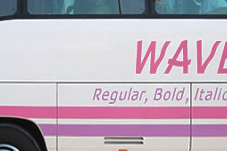Waverley Font