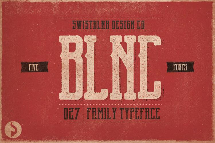 Garado Blnco Font