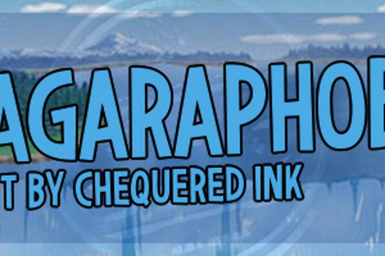Niagaraphobia Font