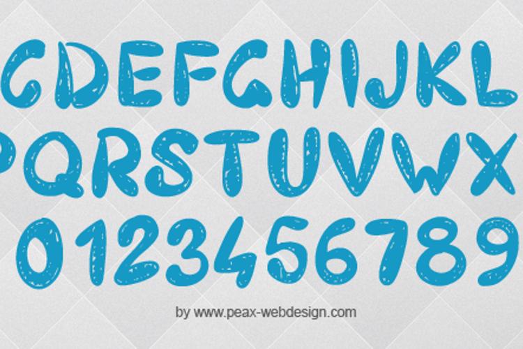 PW403 Font