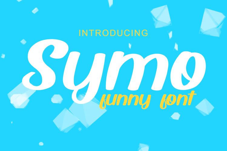 Symo Font