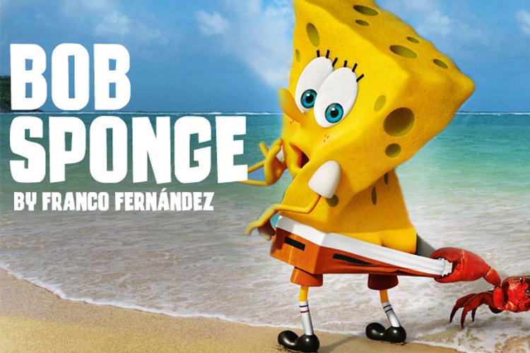 Bob Sponge Font