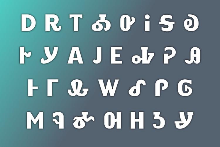 ALEWISDODI Font