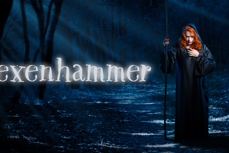 DK Hexenhammer Font