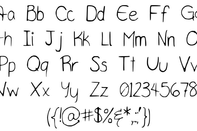 TaylorScript Font