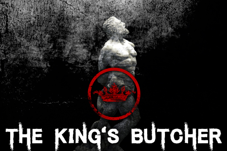 Kings Butcher Font