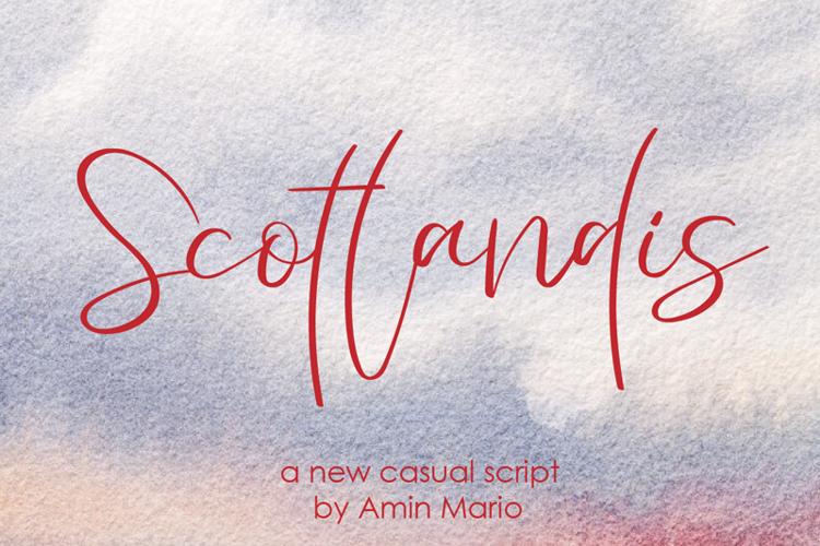 Scotlandis Font