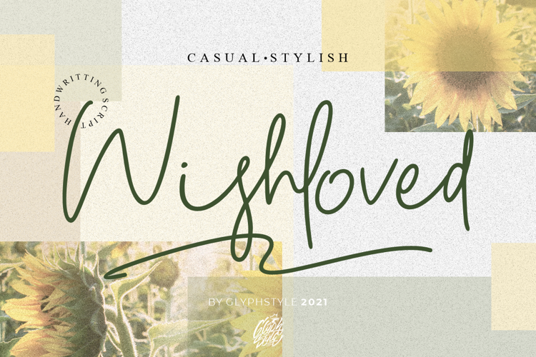 Wishloved Font