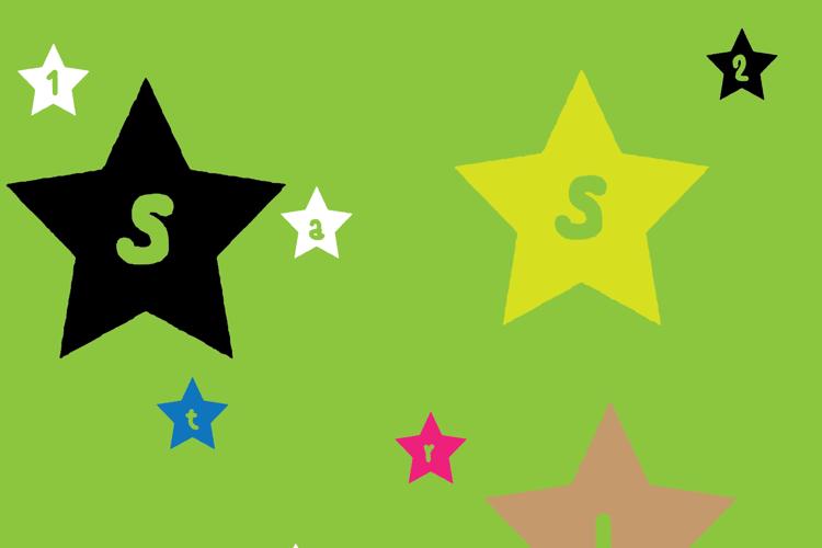 stars world Font