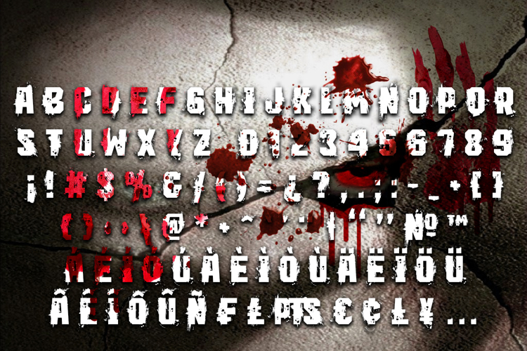 The End Font