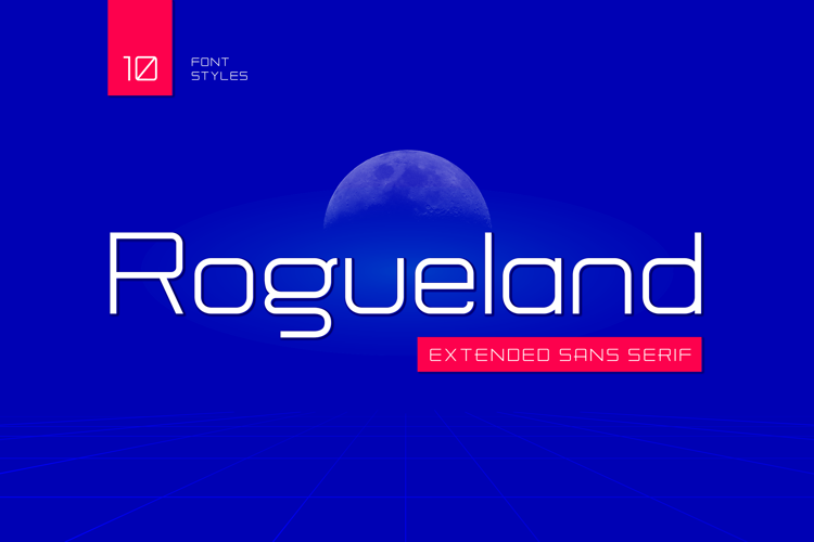 NCS Rogueland Font