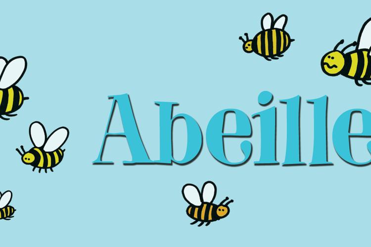DK Abeille Font