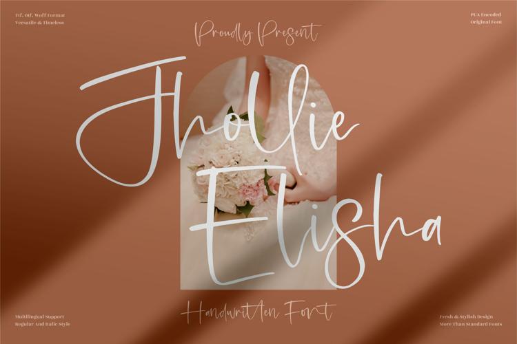 Jhollie Elisha Font