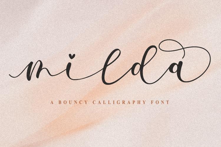 milda Font