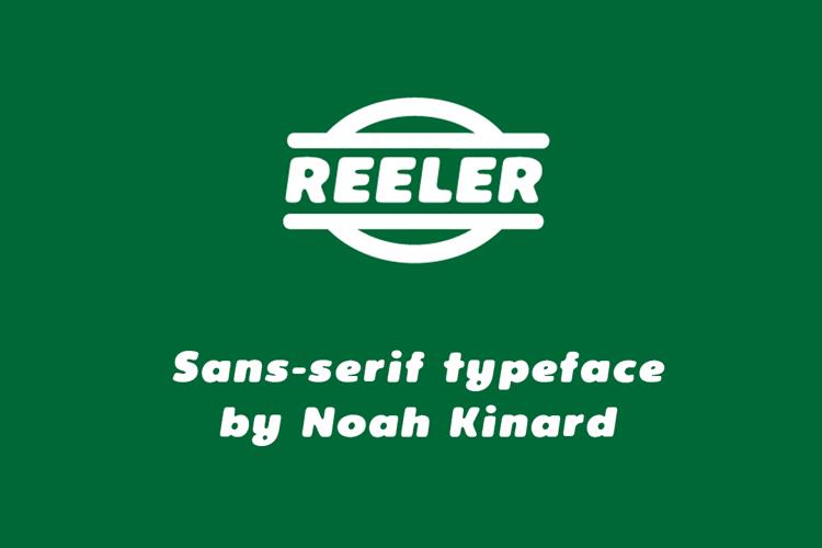 Reeler Font