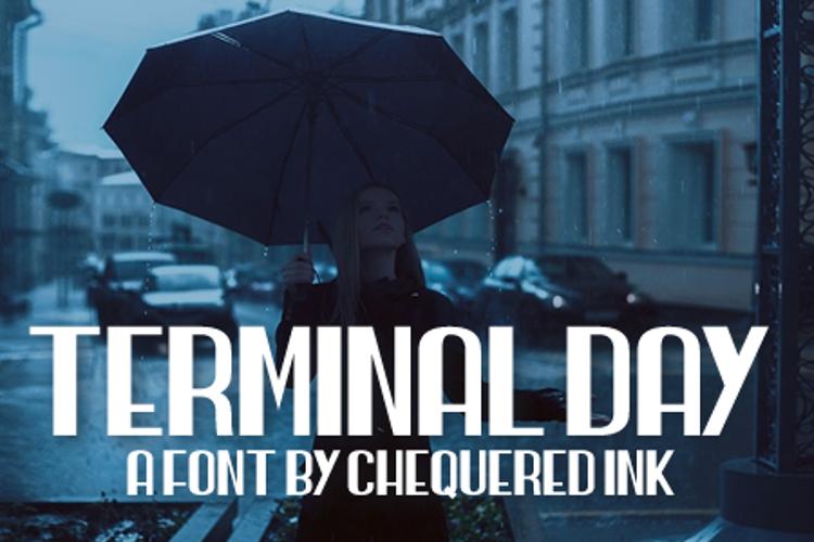 Terminal Day Font