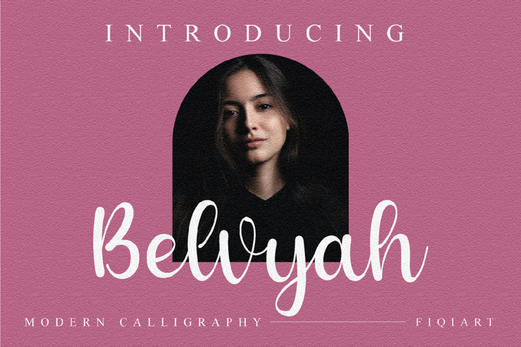 Belvyah Font