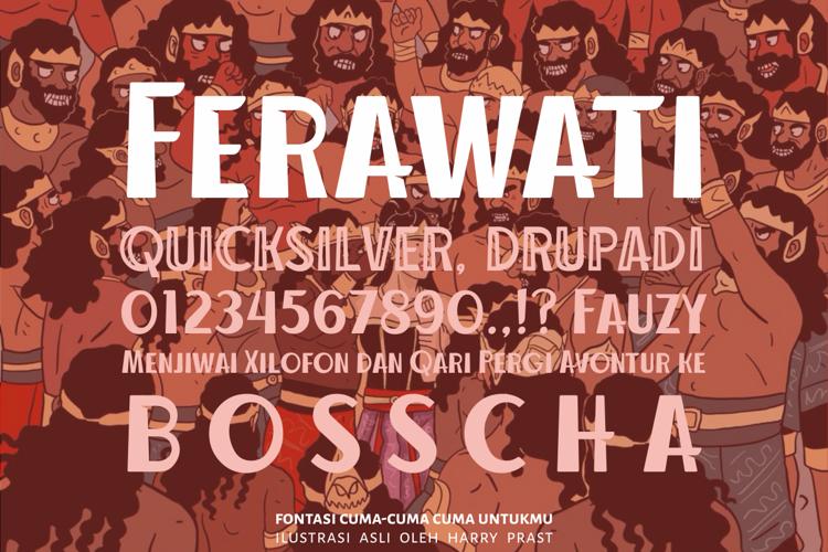 Ferawati Font