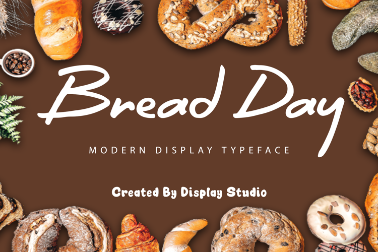 Bread Day Font