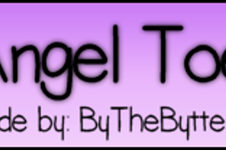 AngelToes Font