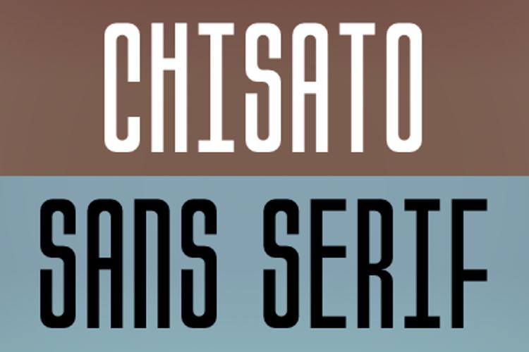 Chisato Font