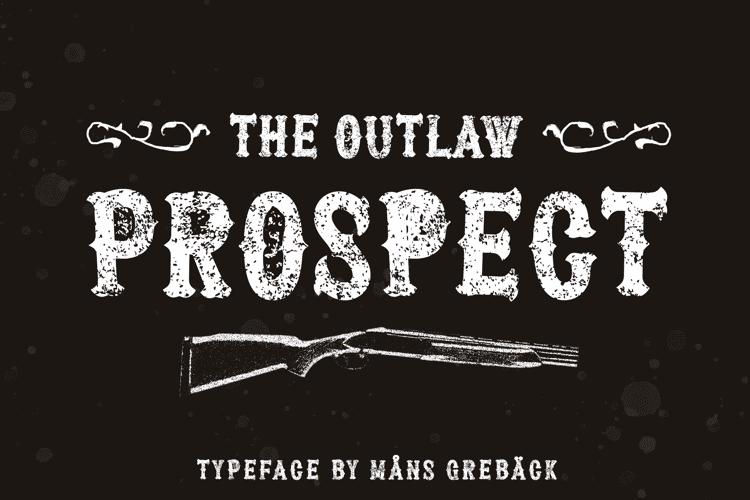 Prospect Font
