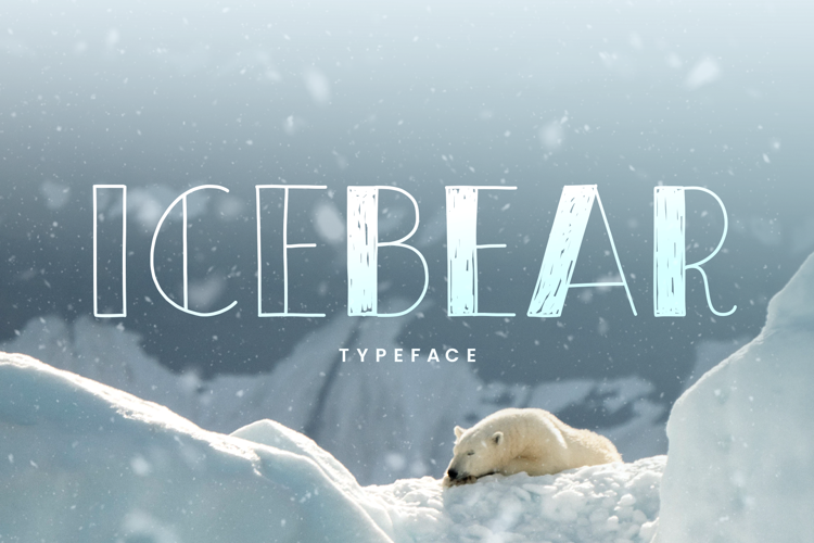 IceBear Font