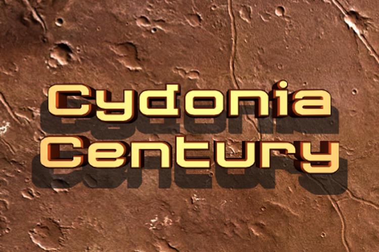 Cydonia Century Font