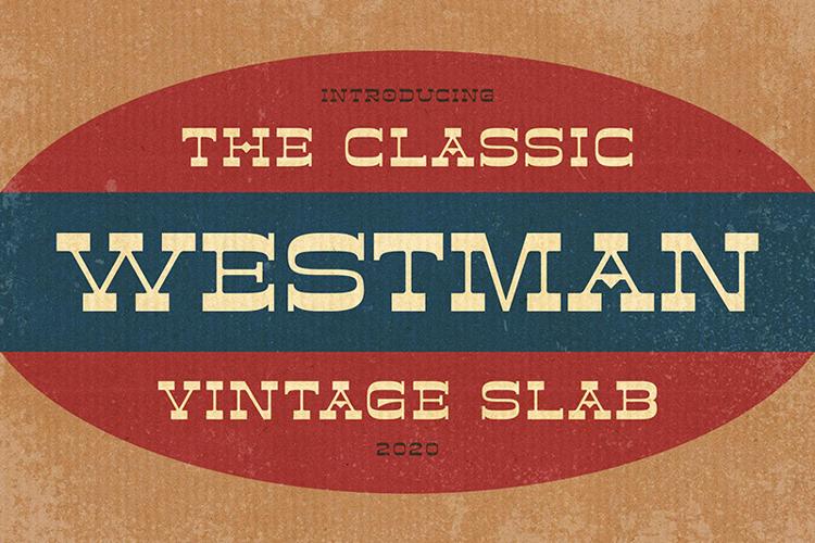 Westman Font